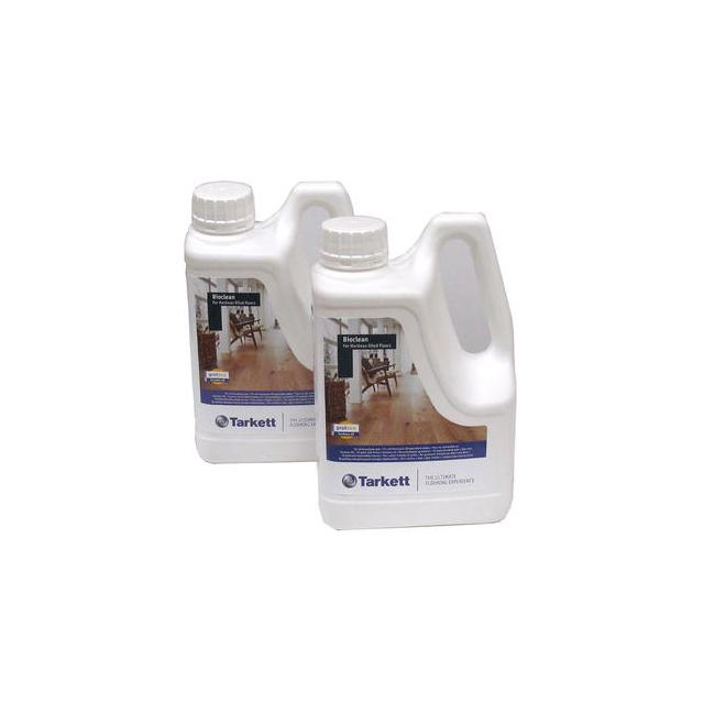 Reinigung und Pflege von Holzböden - Bioclean Hardwachs-Öl 1 Liter